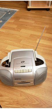 Tragbarer CD Radio player