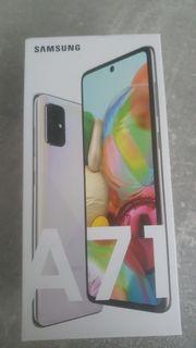 Samsung Galaxy A71 128gb Mit