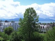 Teilmöblierte 1-Zi-Wohnung Grün- und Seeblick