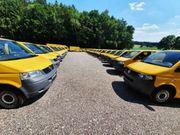 Volkswagen Caddy T5 Transporter Camper