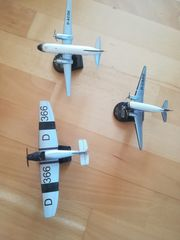 Modelflugzeuge klein Zepellin Hindenburg
