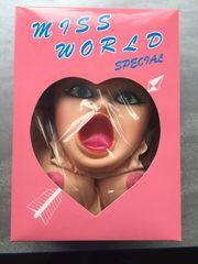 Miss World Special Liebespuppe Lovedoll