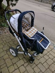 Hartan VIP Kinderwagen Buggy in