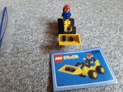 Lego 6565 System Baustellenfahrzeug komplett