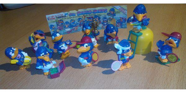 Ü-Eier Bingo Birds Erscheinungsjahr 1996