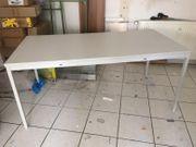 Metall Tisch Werkstatt Hobby Tisch