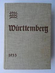 Württemberg Monatsschrift im Dienste von