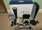 PlayStation 5 Blu-Ray Edition - inkl Zubehörpaket