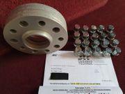 Spurverbreiterungen 10 mm Rad für