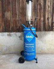 Tanksäule 2 Takt Original Aral