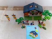 Playmobil 3120 Reiterhof 2000 Pferde
