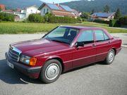 Mercedes 190 D mit H-Gutachten
