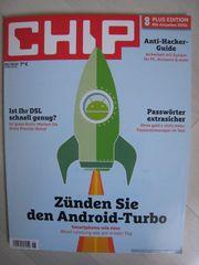 NEU ungelesen Zeitschrift CHIP 06
