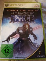 Star Wars Force Unleashed XBOX360