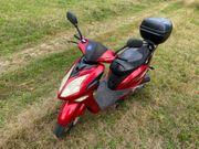 Motorroller Hyosung Newtee up 50