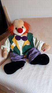Original Sigikid Plüsch Stoff - Clown