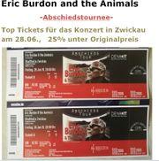 2x Eric Burdon and the