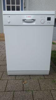 Spülmaschine Bosch 3in1 Geschirrspüler Einbau