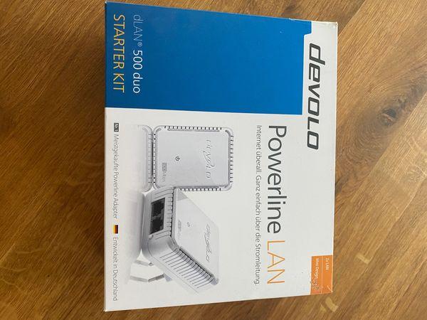 Devolo Powerline 500 Duo Starterkit