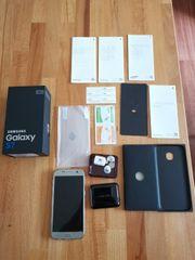 Samsung S7 silber sehr gut