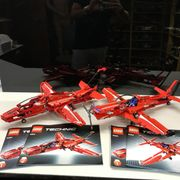 Lego Technic 9394 - Jet Plane