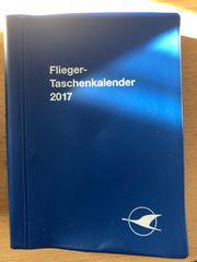 Flieger-Taschenkalender 2017