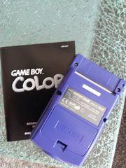 Gameboy colour blau