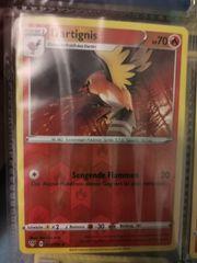 Reverse Holo Dartignis Pokemon NEU