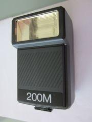 Älteres Blitzgerät Revue Tron 200M