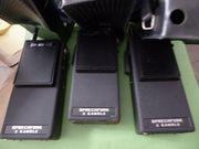 3 Stück Waltham WT-200 Sprechfunkgeräte