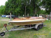 Motorboot Glastron