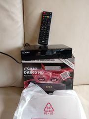HD Receiver für Kabelempfang