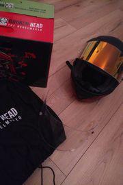 Motorradhelm Brokenhead