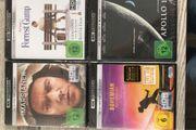Verschiedene BluRay Filme