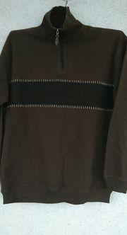Herren Pullover-LANDHAUS 80 Baumwolle 20