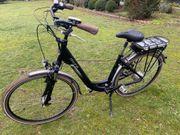 E- Bike Neuwertig Top Zustand