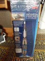 Bissell Vac Steam Reiniger
