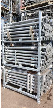 Schalung Baustützen verzinkt mit Außengewinde