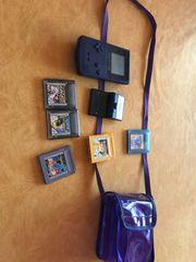 gameboy color mit Tasche und