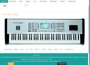Keyboard Klavier Ketron SD1 Solton