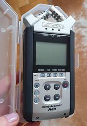 Zoom H4n SP Handy Recorder
