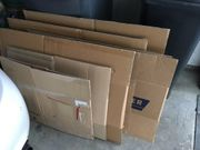 Kartons für Umzüge