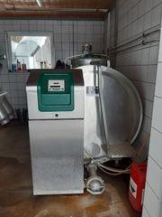 Gea Milchkühltank