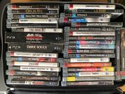 38 PS3 Spiele Games
