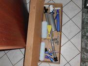 Schnellanstrich Werkzeug