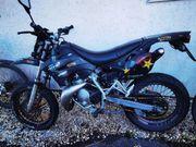 Moped Cross Motorhispania Sm