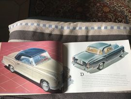 Bild 4 - Mercedes Prospekt von 1957 220 - Bensheim