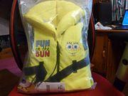 Rettungsweste für Kinder SpongeBob 20-30kg