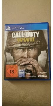 PS4 Call of Duty WW