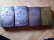 Bücherreihe Royal von Geneva Lee